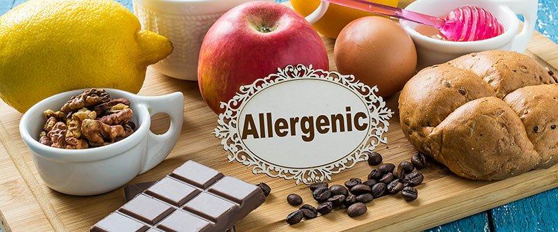 Childhood Food Allergies